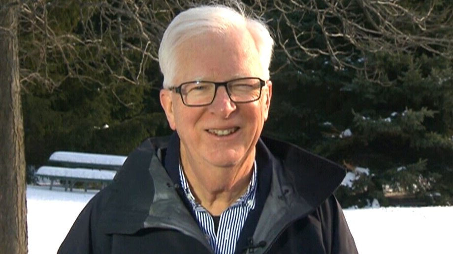 Environment Canada senior climatologist David Phillips predicts cooler temperatures in the west and milder ones in the east this winter.