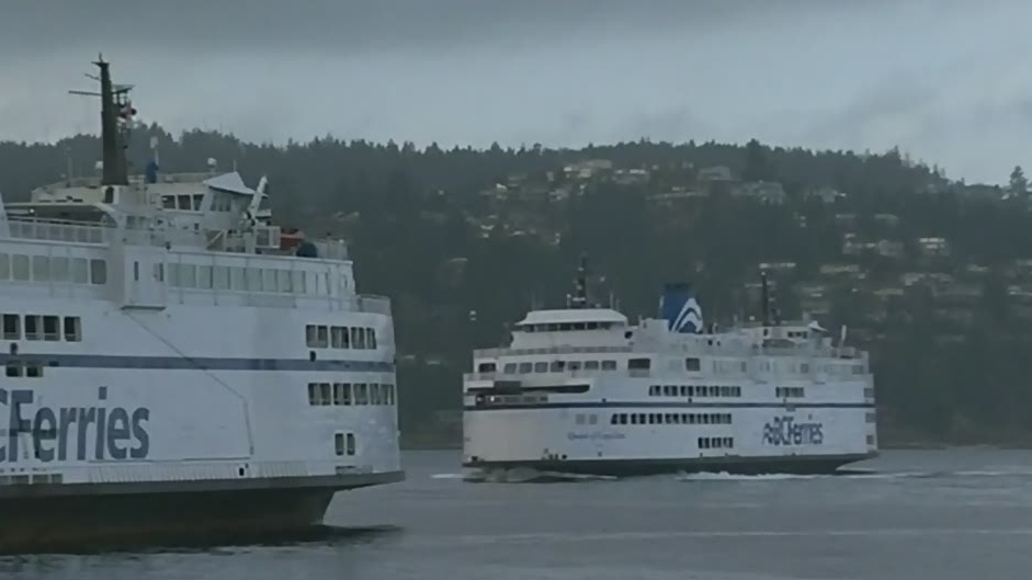 Police say most incidents are handled by BC Ferries security, but add that they have been called on occasion for passengers who have been drinking. (File photo)