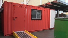 overdose shipping container