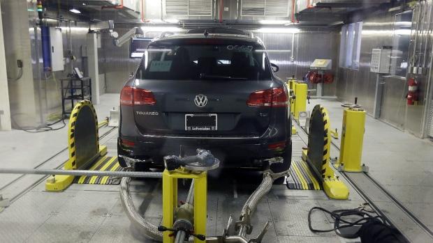Judge warns against stripping Volkswagens