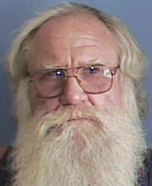 This undated photo released by the U.S. Marshal's Office shows John Robert Boone, wanted by federal authorities in Kentucky for growing more than 2,400 marijuana plants on his central Kentucky farm. (AP Photo/U.S. Marshal's Office)