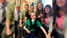 Ethan Nielson - Alberta Children's Hospital