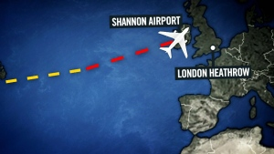 CTV National News: Tragedy on Air Canada flight