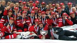 CTV National News: Team Canada's World Juniors