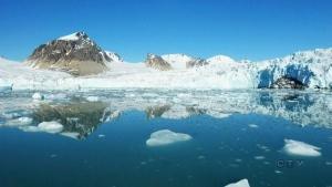 CTV National News: Warm blast of air hits Arctic