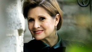 CTV National News: Carrie Fisher mourned worldwide