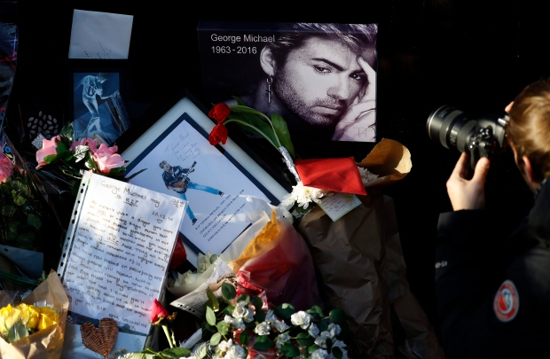 George Michael's Partner Says He Found the Singer Dead in Bed