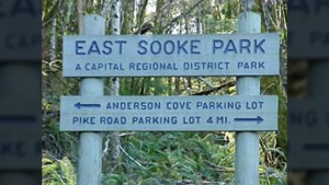 East Sooke Regional Park is shown in this undated photo. (CRD)