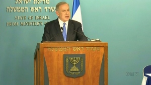CTV National News: Israeli PM fires back at Kerry