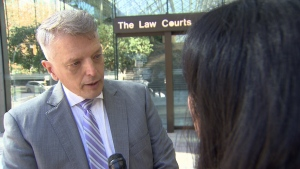 Det. James Fisher of the Vancouver Police Department is seen in this CTV News file photo.