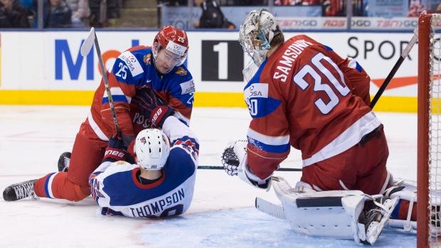Final score: Canada 3, Sweden 1