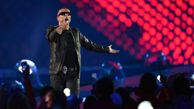 George Michael song gets first airplay eight months after his death