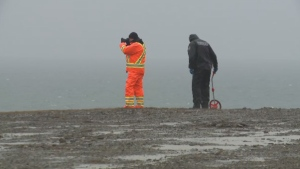 Cape Breton Regional Police are investigating the discovery of a body in Sydney Mines, N.S.