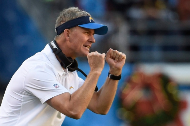 Chargers Fire Coach Mike Mccoy After Another Last Place