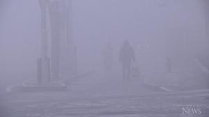 Toxic smog engulfs dozens of Chinese cities