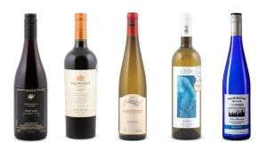 Wines of the Week - Jan 2 2017