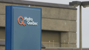 A Hydro Quebec office is shown Thursday Oct. 29, 2009 in Quebec City.THE CANADIAN PRESS/Jacques Boissinot