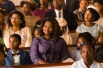 This image released by Twentieth Century Fox shows Janelle Monae, from left, Taraji P. Henson and Octavia Spencer in a scene from 'Hidden Figures.' (Hopper Stone / Twentieth Century Fox via AP)