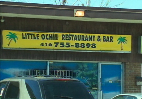 The Little Ochie restaurant and bar has come under some criticism by neighouring businesses and residents.
