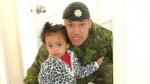 Lionel Desmond and his daughter Aaliyah are shown in a photo from Facebook.  (THE CANADIAN PRESS/HO-Facebook)
