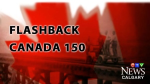 CTV Calgary flashback 150