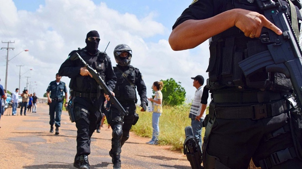 Brazil prison killing spree