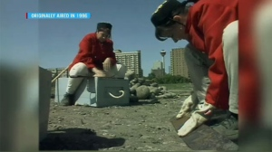 Flashback: Fort Calgary