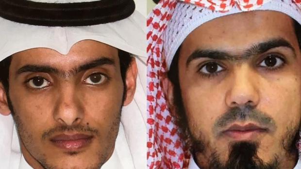 Saudi ISIS suspects