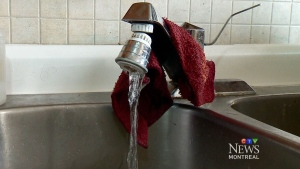 CTV National News: Water woes plague Que. town