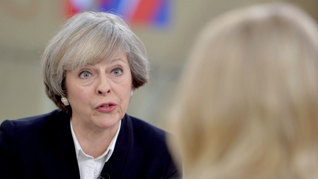 Theresa May Dodges key Brexit Question in Telegraph Piece