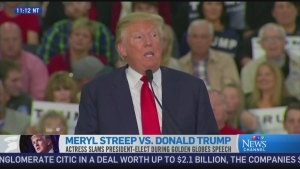 CTV News Channel: Meryl vs. Donald