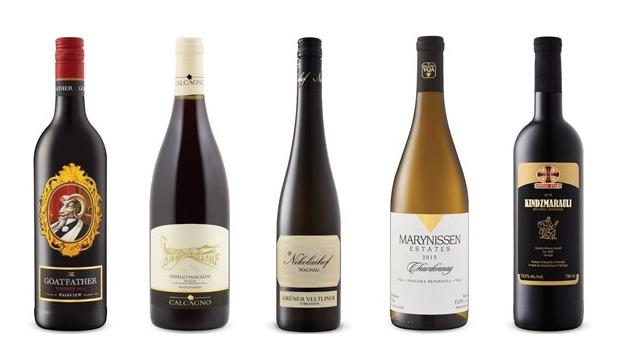 Natalie MacLean's Wines of the Week for Jan. 9