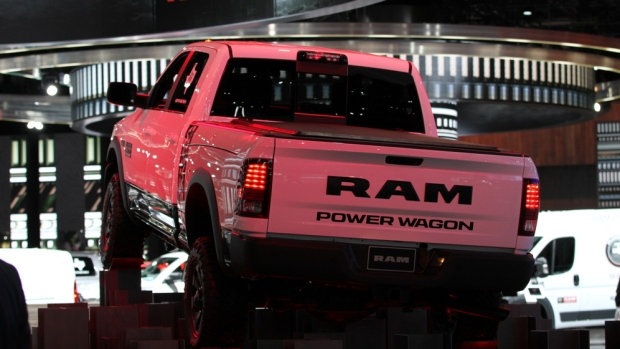 Fiat Chrysler recalls Ram vehicles on fire risk