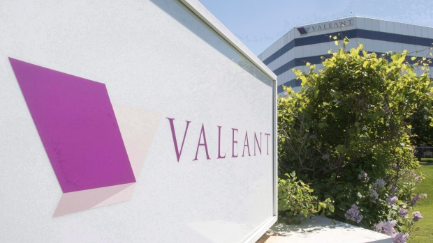 Valeant Sells $2.1 Billion in Asset, Shares up