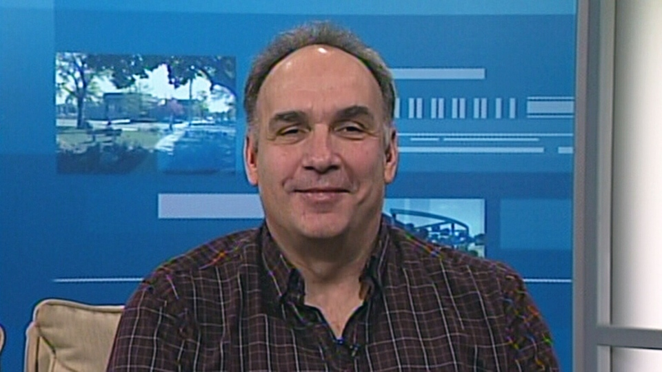 PEARL site manager Pierre Fogal speaks on CTV's Your Morning on Tuesday, Jan. 10, 2017.