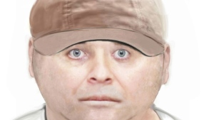 Composite sketch of man involved in an aggravated assault investigation released by Toronto Police on Tuesday, Jan. 10, 2017. (Toronto Police)