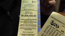 $1M Lotto Max winner