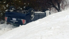 Wellesley rollover