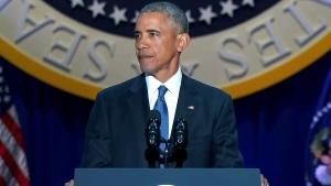 CTV News Channel: Obama farewell speech, part 3