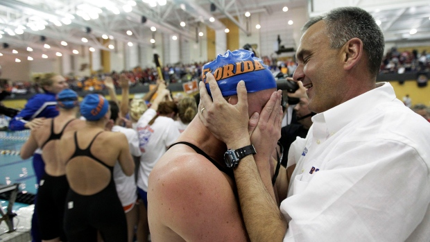 Martyn Wilby Accepts Senior Coaching Position With Swimming Canada Ctv News