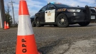 An OPP cruiser is pictured on Tuesday, Nov. 29, 2016. (Dan Lauckner / CTV Kitchener)
