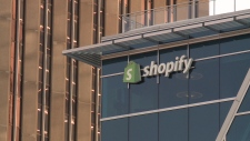 Ottawa-based Shopify on Elgin Street.