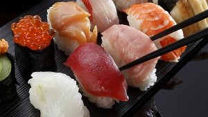 A study in L.A. found that nearly half of the fish served at more than two dozen highly-rated sushi restaurants in the city is mislabeled. (studiocasper / Istock.com)