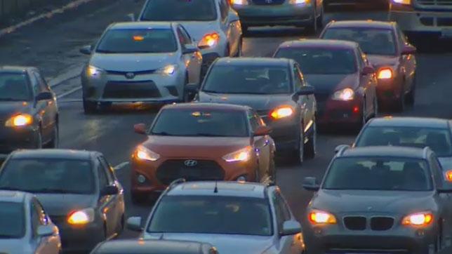 Montreal traffic