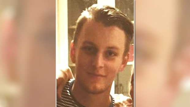 Missing 21-year-old Peter Slattery