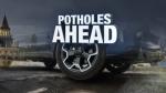 Caution: Potholes ahead