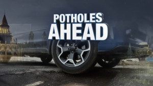 Caution: Potholes ahead