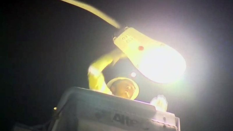 While the medical community has pointed out the pros and cons of LED lighting for years, the Greater Sudbury says it's forging ahead with its plan to convert the city's street lights. They hope to have it done by November and so far, the project is roughly $500,000 under budget. (File)