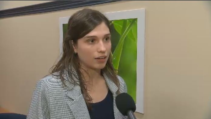 Laval University med student Jessica Rheault said claimed some doctors and nurses were bullies.