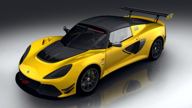 Lotus Sports Car >> Lotus Launches The Fastest Exige Sportscar Ever Ctv News